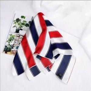 2/12 silky hair scarf